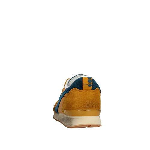 Orange Sneakers Diadora Used Camaro Uomo Scarpe Mustard 40002 Giallo wzqBFZ
