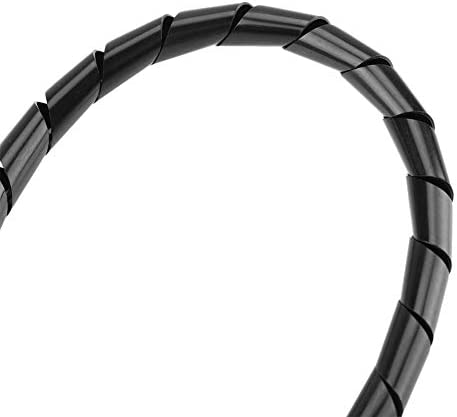 10 Mm de Diámetro Ignífugo Tubo Espiral Alambre Wrap Organizador ...