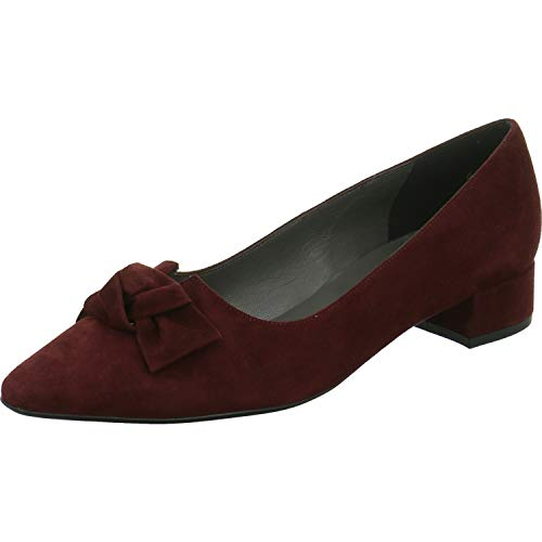 Rot Scarpe Kaiser Donna Col Peter Tacco OpwqXH