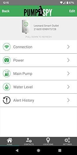 PumpSpy PSO1000 Wi-Fi Sump Pump Smart Outlet 31HSPSBjS1L