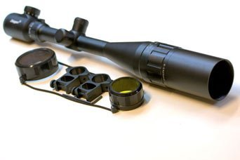 Jagd Zielfernrohr Rifle Scope 6-24 x 50 mit Montage
