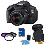 Canon EOS Digital Rebel T3i 18MP SLR Camera 18-55mm IS PRO Kit, Best Gadgets