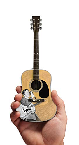 Elvis Presley Acoustic Miniature Guitar (GMZ31)
