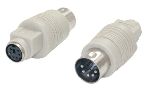 - StarTech.com PS/2 to at IBM Keyboard Adapter Cable M/F (GC56MF)