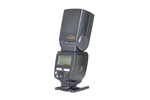 YONGNUO YN685 GN60 2.4G System ITTL HSS Wireless Flash Speedlite with Radio Slave for Nikon DSLR Cameras by Yongnuo
