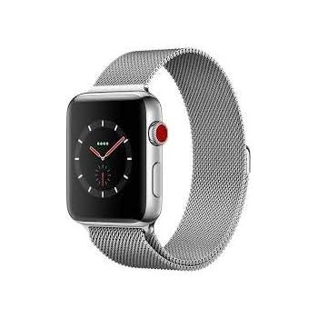 Amazon.com: Apple Watch Series 3 Stainless Steel 42mm GPS