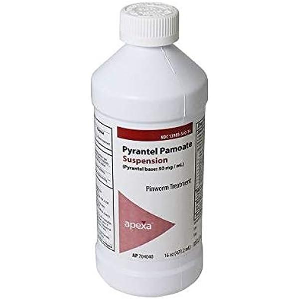 pirantel a pinworms értékelésekből