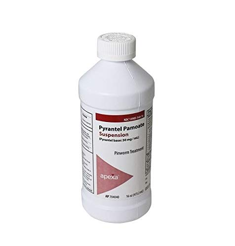 Pyrantel Pamoate Suspension, 50mg / mL, 16 ()