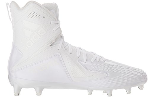 Pictures of adidas Men's Freak X Carbon Mid DB0243 White/White/White 3