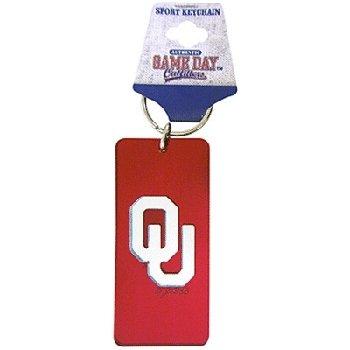 NCAA Oklahoma Sooners Mirrored Keychain
