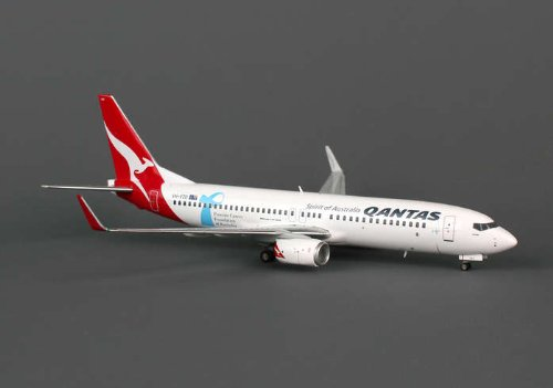 Jcwings Qantas 737-800W 1/200 Bendigo - Shops Bendigo