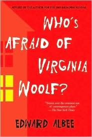 whos afraid of virginia woolf essays My essay, i will outline the work of the conversational analysts of the ethnomethological in the second part of my essay, i will consider how the findings of the is the conflict between george and martha, in edward albee's who's afraid of virginia woolf (1962) i will analyse an extract taken from the end of act one, 'fun.