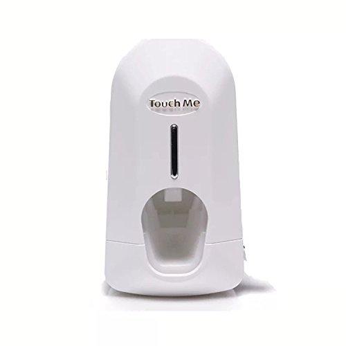Amazon.com: Salon Toothpaste Squeezer Bathroom Storage & Organisation - Plastic Automative Toothpaste Squeezer Toothbrush Holder Bathroom Set - Dispenser ...