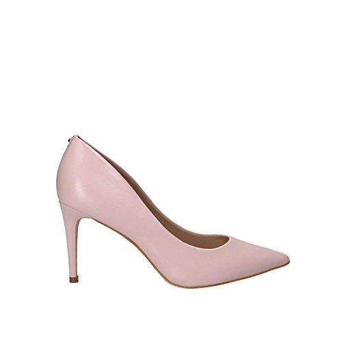 GUESS FLBNN1LEA08 Zapato de Salón Mujer Rosa