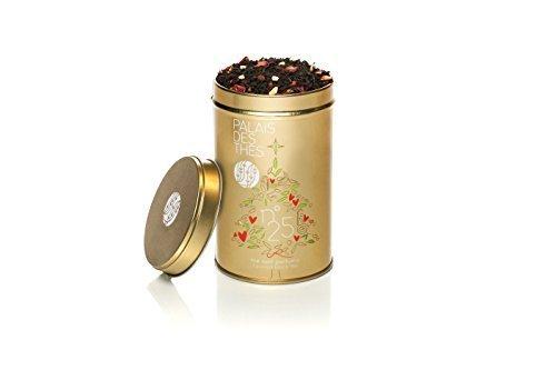 Palais des Thés Le Thé N°25 Noir Flavored Black Tea, 3.5oz Metal Tin ()