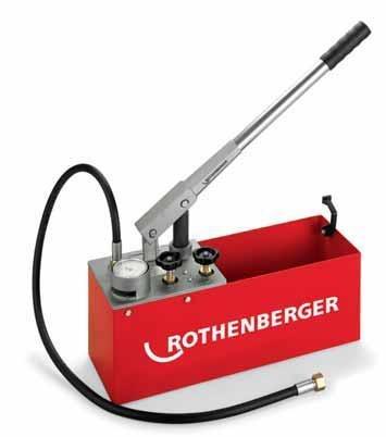Rothenberger RP 50 - Bomba de comprobación