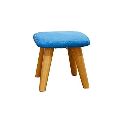 Amazing Amazon Com Four Legs Mini Chair Little Wood Stool Wood Camellatalisay Diy Chair Ideas Camellatalisaycom