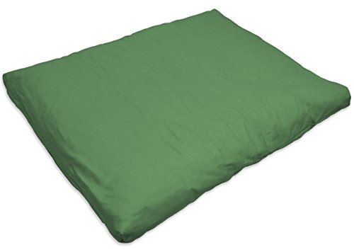 YogaAccessories Cotton Zabuton Meditation Cushion