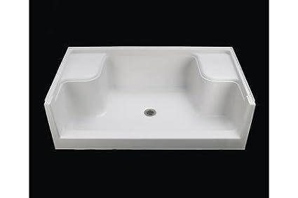 Merveilleux Sterling Advantage Seated Shower Receptor Tile 60 U0026quot; ...