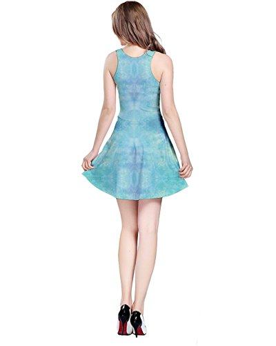 CowCow - Robe - Femme Bleu Cristal Azul -  - Large
