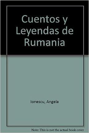 Book Cuentos Y Leyendas De Rumania (Spanish Edition)
