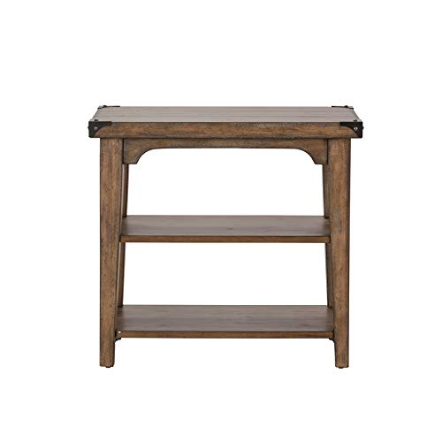 Liberty Furniture 416-OT1021 Aspen Skies Occasional Chair Side Table ()