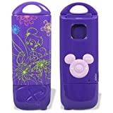 Disney Mix Stick MP3 Player - Tinker Bell 2 Purple