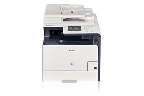 Canon imageCLASS MF729Cdw Wireless Colour All-in-One Laser Printer with Duplex Scanner, Copier, Fax and Auto Document Feeder by Canon