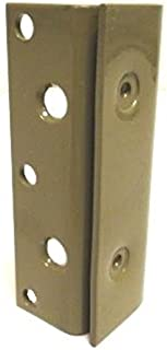 Bed Frame Bed Post Double Hook Slot Bracket - Set of 4  sc 1 st  Amazon.com & Amazon.com: Richohome Wood Bed Rail Hook Plates - Pack of 4: Home ...