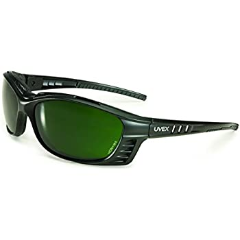 f6acaf8a330e UVEX by Honeywell S2608XP Uvex Livewire Sealed Safety Eyewear with Matte Black  Frame