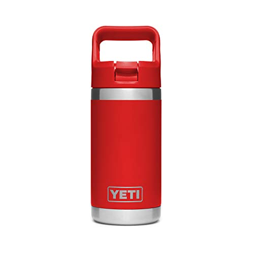 Yeti Rambler Jr. Kids Bottle With Straw Cap 12 Oz