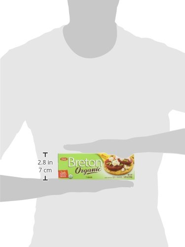 Dare Breton 4 Piece Organic 7 Grain New, 5.29 Ounce (Pack of 6)