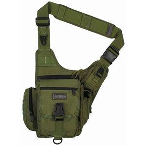 Maxpedition FatBoy Versipack Shoulder Bag - OD Green 0403G