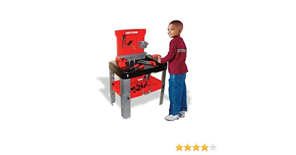 Pictures On Child Craftsman Tool Bench Onthecornerstone