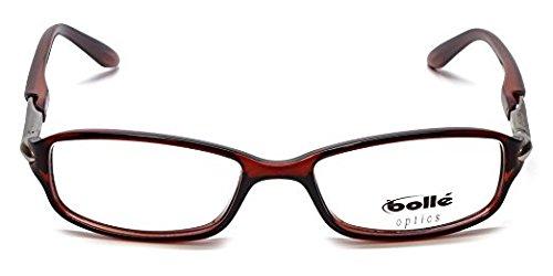 Boll/é Elysee Lightweight /& Comfortable Designer Reading Glasses 50mm in Gloss Satin Cognac 1.50