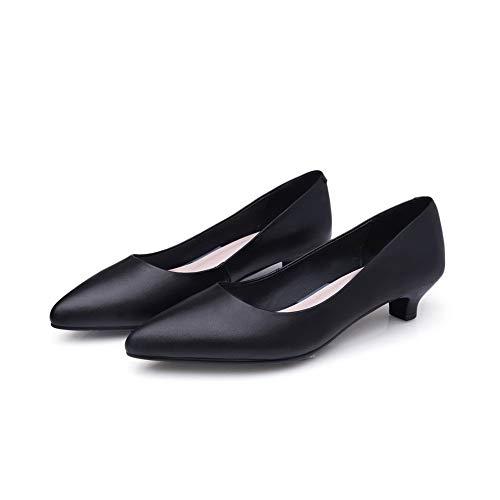 Sandales Noir Femme 36 Compensées AN DGU00780 Noir 5 5vxU8w