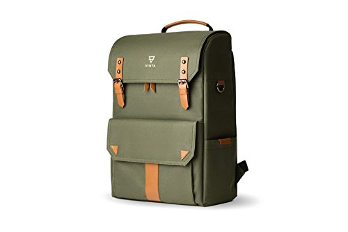 VINTA VINTA | S-Series - (Forest) Travel & Camera Bag/Backpack by VINTA