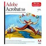 Acrobat 5.0 Standard Mac French