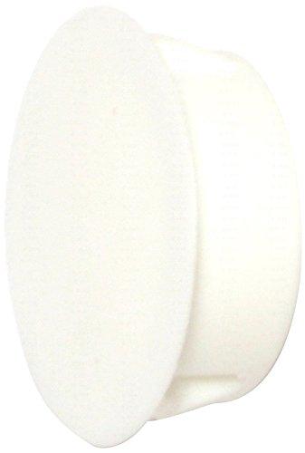 Hard-to-Find Fastener 014973169787 White Hole Plug, 1-Inch