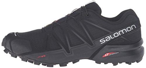 SALOMON Women's Speedcross 4 Trail Running Shoe 9