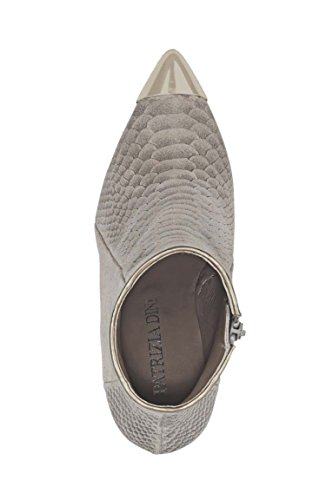 Zapatos de ante de Patrizia Dini negro - negro
