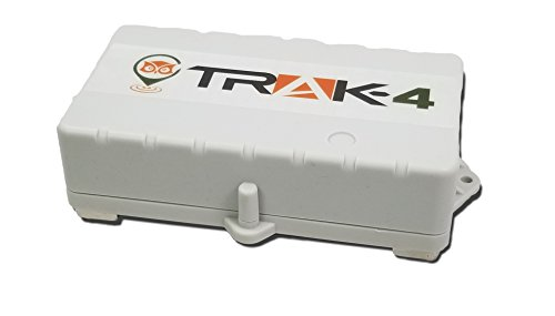 Trak-4 MAG Magnetic GPS Tracker for Tracking Assets, Equipment, and Vehicles