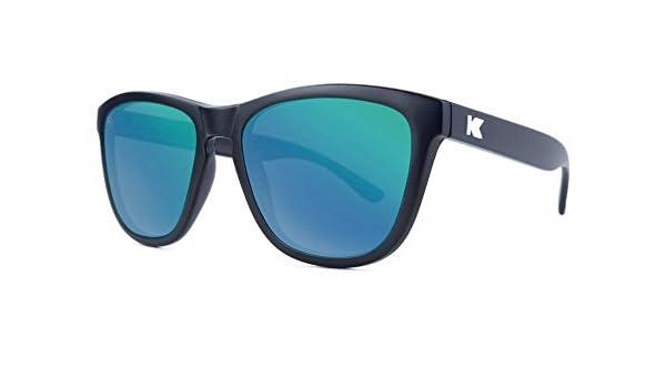 Gafas de sol Knockaround Premium Black / Green Moonshine ...