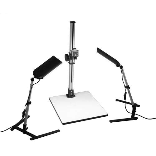 100 LED Macro Studio Tabletop Product Photography Kit [並行輸入品]   B07R46YKGR