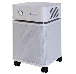 Allergy Machine Air Purifier , Color: White