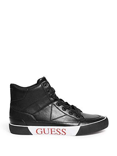 Maji Black High Sneakers Factory Top GUESS Men's cnAWEgWp