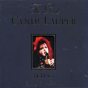 Great Cyndi Lauper by Red X