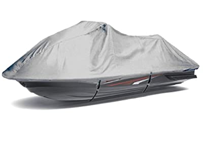 """Silver Jet Ski PWC Cover Tigershark by Arctic Cat Montego Deluxe 1996 1997 2 Seater 111"""""""