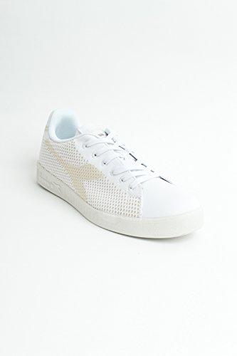 Diadora Game Weave, Zapatillas para Hombre Bianco