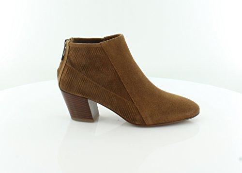 Aquatalia Farrow Women's Boots Cognac Size 7 M